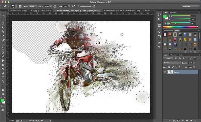 Come Fare Un Volantino Guida Completa Photoshop Tutorial
