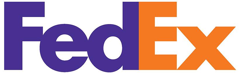 La psicologia del colore marchio FedEx