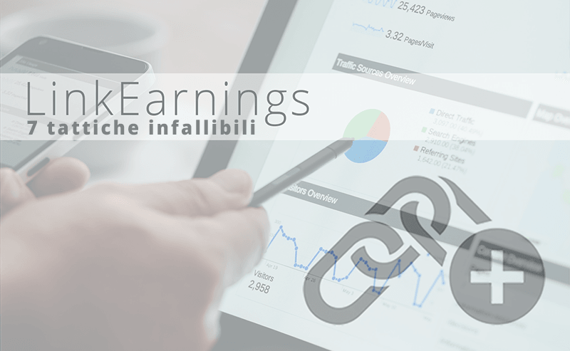 Come fare link earnings