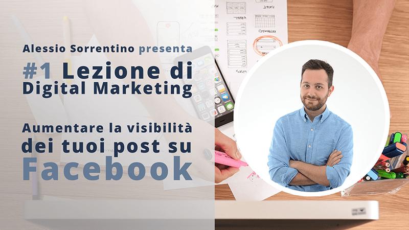 3 semplici accorgimenti che renderanno il tuo post di Facebook più visibile